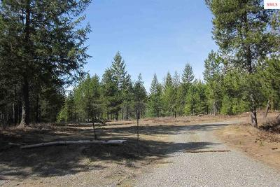 Bonners Ferry Residential Lots & Land For Sale: Lot 6 Heavenly Dr