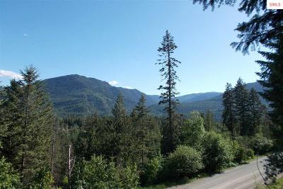Clark Fork Residential Lots & Land For Sale: Lot 13 Bear Claw Road