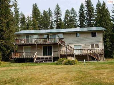 Priest Lake Single Family Home For Sale: 14 Linda Lane