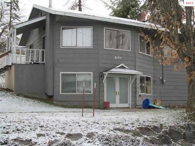 Bonners Ferry Multi Family Home For Sale: 6711 Cody