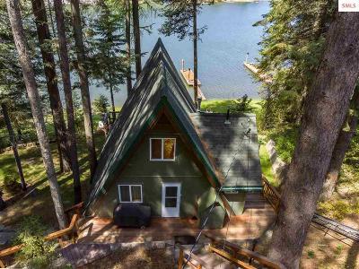 Coeur D'alene Single Family Home For Sale: 4305 S Boisen Loop
