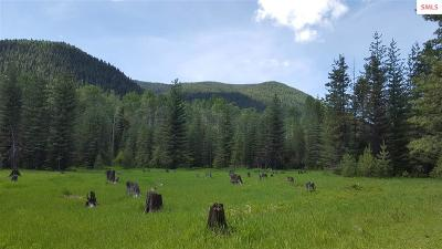 Clark Fork Residential Lots & Land For Sale: Nka Road 32