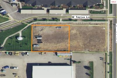 Post Falls Residential Lots & Land For Sale: 3572 W Tayjan Lane