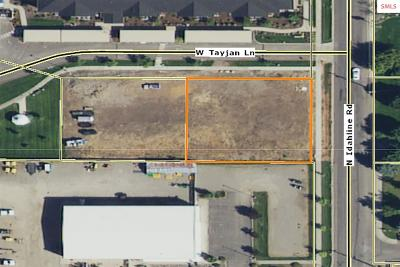 Post Falls Residential Lots & Land For Sale: 3624 W Tayjan Lane