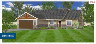 Kootenai Single Family Home For Sale: 10 Tbb Kuskanook Lp