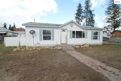 Spirit Lake Single Family Home For Sale: 6163 W New Hampshire St
