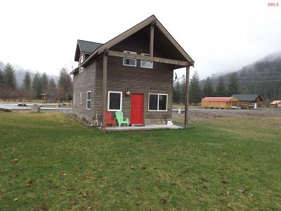 Clark Fork Multi Family Home For Sale: 7 Elk Horn