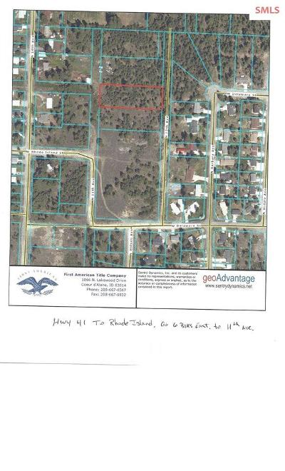 Spirit Lake ID Residential Lots & Land For Sale: $29,500