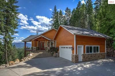 Sandpoint Single Family Home For Sale: 34 Granite View