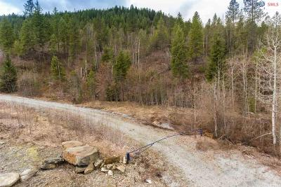 Bonner County, Pend Oreille County Residential Lots & Land For Sale: Nka Braden Ct