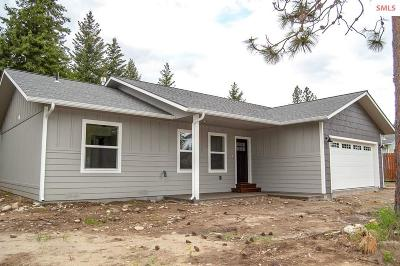 Moyie Springs Single Family Home For Sale: Nna Westwood Dr