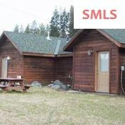 Priest River Single Family Home For Sale: 27 Eastside Dr.