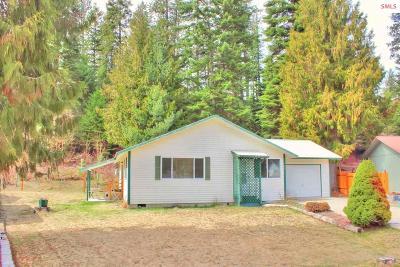 Priest River Single Family Home For Sale: 66 Merritt
