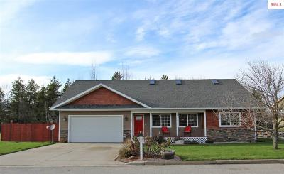 Sandpoint Single Family Home For Sale: 137 Upper Humbird