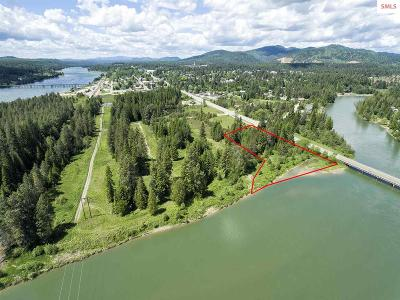 Priest River Residential Lots & Land For Sale: Lot 4 Highway 2