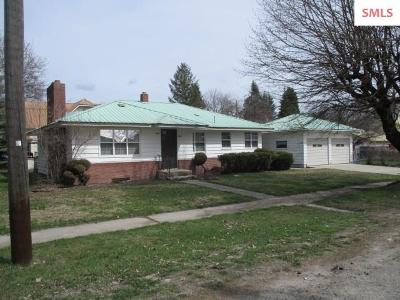 Newport Single Family Home For Sale: 624 W 3rd