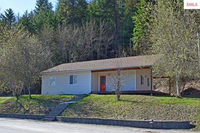 Bonners Ferry Single Family Home For Sale: 7144 Ash St
