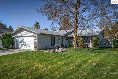 Post Falls Single Family Home For Sale: 212 S Sunset Drive