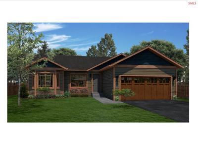 Sandpoint Single Family Home For Sale: 2309 Shady Oak Lane