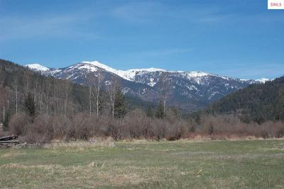 Clark Fork Residential Lots & Land For Sale: 14.7 Ac Off Highway 200