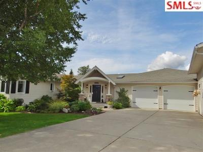 Single Family Home For Sale: 293 Ponder Point Dr