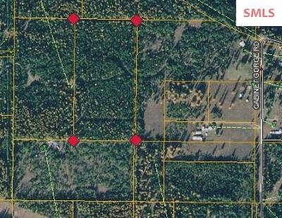 Clark Fork Residential Lots & Land For Sale: Nna Off Of Cabinet Gorge Rd.