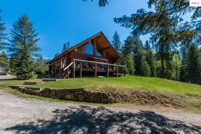Sandpoint Single Family Home For Sale: 455 Winterton