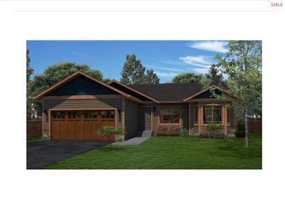 Sandpoint Single Family Home For Sale: 2428 Shady Oak Lane