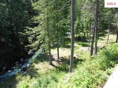 Bonners Ferry Residential Lots & Land For Sale: Nka Lions Den