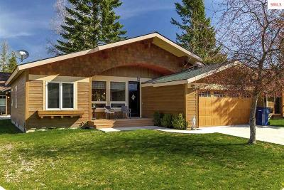 Sandpoint ID Single Family Home For Sale: $269,900