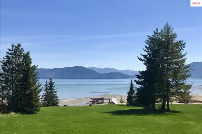 Sandpoint Single Family Home For Sale: 623 Kaniksu Shores Road