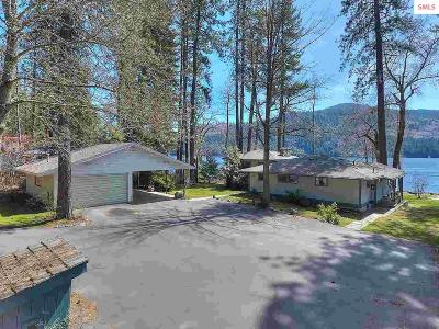 Rathdrum Single Family Home For Sale: 9770 W Twin Lakes Rd