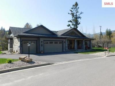 Sandpoint Single Family Home For Sale: 808 Bryce Lane