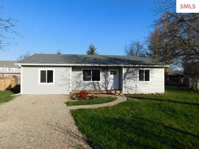 Sandpoint Single Family Home For Sale: 416 Loman Circle