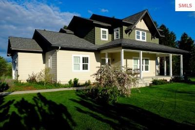Ponderay Single Family Home For Sale: 35 Perstarr Lane