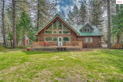 Sandpoint Single Family Home For Sale: 15 Edelweiss Dr