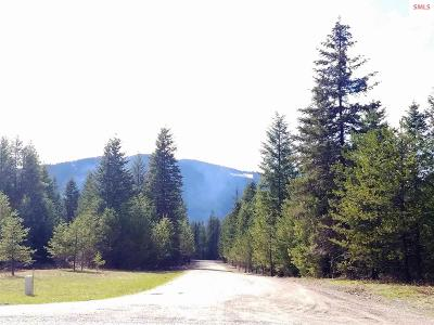 Clark Fork Residential Lots & Land For Sale: Lot 4 Derr Rd