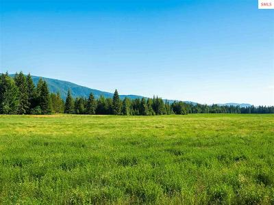 Bonners Ferry Residential Lots & Land For Sale: Nna Lost Mile Rd