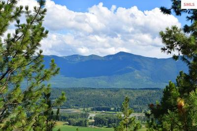 Bonners Ferry Residential Lots & Land For Sale: Lot 3 Sunrise Rd