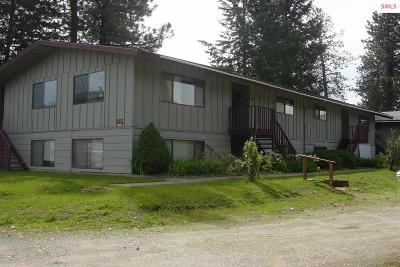 Priest River Multi Family Home For Sale: 407 & 423 Kluth Street