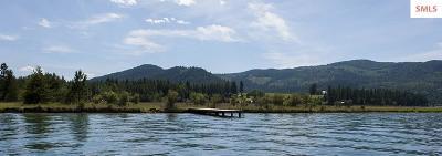 Priest River Residential Lots & Land For Sale: Nka Sandy Ridge Rd (Wf 208 Ff)