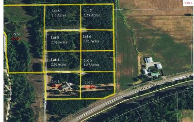 Sandpoint Residential Lots & Land For Sale: Clydesdale Ct
