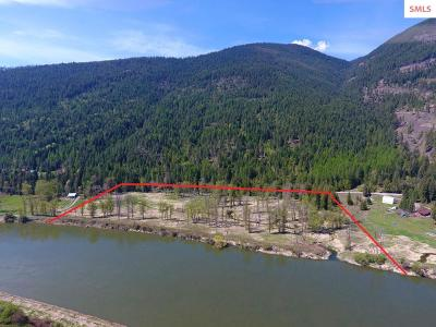 Bonners Ferry Residential Lots & Land For Sale: 2978 Westside Rd