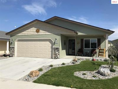 Rathdrum Single Family Home For Sale: 8665 W Bryce Canyon Street