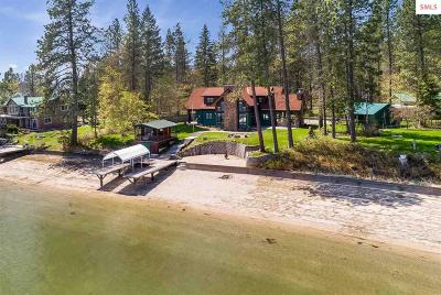 Sandpoint Single Family Home For Sale: 21 N Riviera