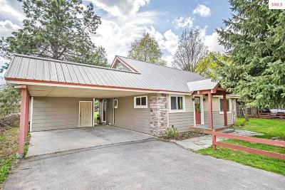 Sandpoint Single Family Home For Sale: 1211 W Pine St