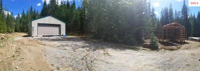 Sandpoint ID Single Family Home For Sale: $118,000