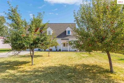 Sandpoint Single Family Home For Sale: 2324 Sandcreek