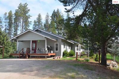 Sandpoint Single Family Home For Sale: 63 Winterton Road