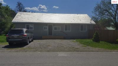 Bonners Ferry Single Family Home For Sale: 6875 Cody St.